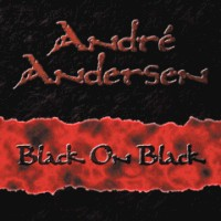 [André Andersen Black on Black Album Cover]