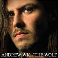 [Andrew W.K. The Wolf Album Cover]