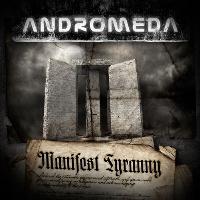 [Andromeda Manifest Tyranny Album Cover]