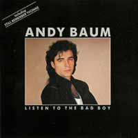 [Andy Baum Listen to the Bad Boy Album Cover]