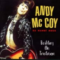 Andy McCoy Building On Tradition Album Cover