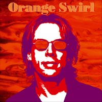 Andy Timmons Orange Swirl Album Cover