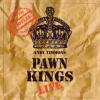 Andy Timmons Pawn Kings (Live) Album Cover