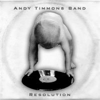 [Andy Timmons Resolution Album Cover]