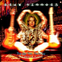 Andy Timmons That Was Then This Is Now Album Cover