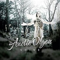 [Anette Olzon Shine Album Cover]