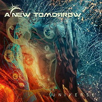 [A New Tomorrow Universe Album Cover]