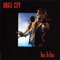 [Angels From Angel City Face To Face Album Cover]
