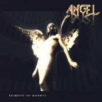 [Angel Dust Enlighten the Darkness Album Cover]