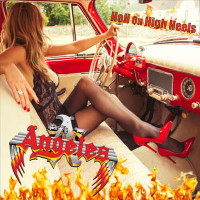 Angeles Hell on High Heels Album Cover
