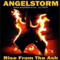 [Angelstorm Rise From the Ash Album Cover]