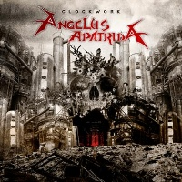 [Angelus Apatrida Clockwork Album Cover]