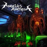 [Angelus Apatrida Give 'Em War Album Cover]