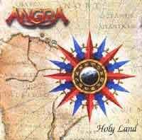 [Angra Holy Land Album Cover]