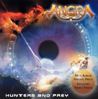 [Angra Hunters And Prey Album Cover]