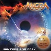 [Angra Hunters And Prey Album Cover]