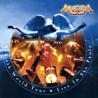 [Angra Rebirth World Tour - Live In Sao Paulo Album Cover]