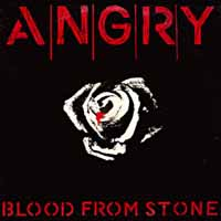 [Angry Anderson Blood From Stone Album Cover]