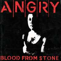 Angry Anderson Blood From Stone Album Cover