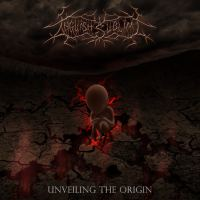 [Anguish Sublime Unveiling the Origin  Album Cover]