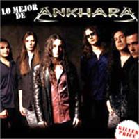 [Ankhara Lo Mejor de Ankhara Album Cover]