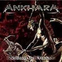 [Ankhara Sombras Del Pasado Album Cover]