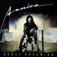 [Annica Badly Dreaming Album Cover]