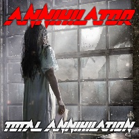 [Annihilator Total Annihilation Album Cover]