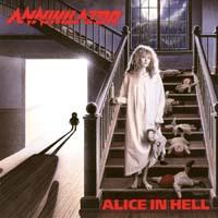 [Annihilator Alice In Hell Album Cover]