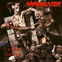 [Annihilator Carnival Diablos Album Cover]