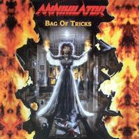 [Annihilator Bag Of Tricks Album Cover]