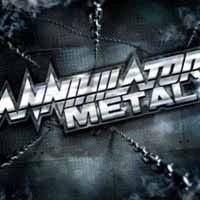 [Annihilator Metal Album Cover]