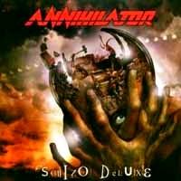 [Annihilator Schizo Deluxe Album Cover]