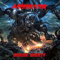 [Annihilator Suicide Society Album Cover]