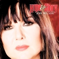 [Ann Wilson Hope and Glory Album Cover]