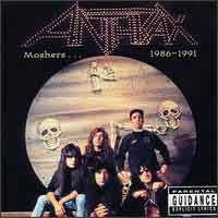 [Anthrax Moshers 1986-1991 Album Cover]