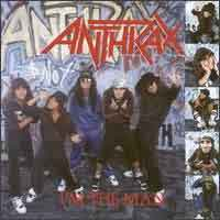 [Anthrax I'm the Man Album Cover]