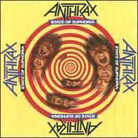 [Anthrax State of Euphoria Album Cover]