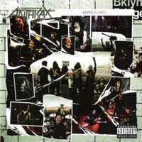 [Anthrax Alive 2 Album Cover]