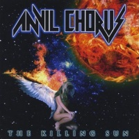[Anvil Chorus The Killing Sun Album Cover]