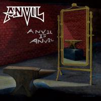 [Anvil Anvil Is Anvil Album Cover]