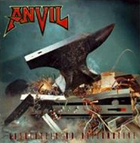 [Anvil Absolutely No Alternative Album Cover]