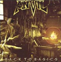 [Anvil Back To Basics Album Cover]