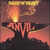 [Anvil Hard 'N' Heavy Album Cover]