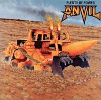 [Anvil Plenty Of Power Album Cover]