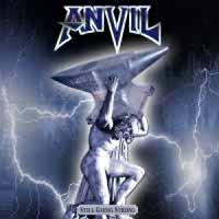 [Anvil Still Going Strong Album Cover]