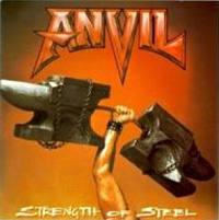 [Anvil Strength Of Steel Album Cover]