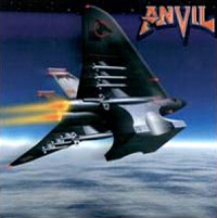 [Anvil Speed Of Sound Album Cover]
