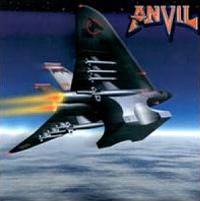 [Anvil Speed Of Sound Album Cover]