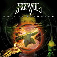 [Anvil This is Thirteen Album Cover]